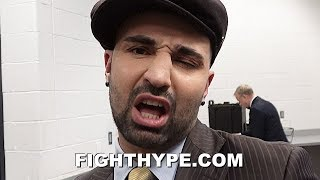 "MALIGNAGGI AS REAL AS IT GETS ON MAYWEATHER'S RETURN, JOSHUA'S ""BITTER SIDE"", & RUIZ KICKING HIMSELF"
