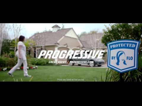 Progressive Insurance Commercial 2016 Stephanie Courtney Flotection