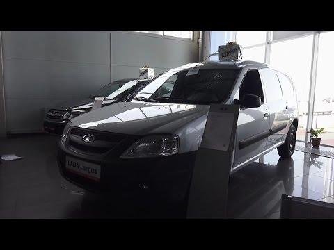 Фото к видео: 2017 Лада Ларгус Фургон. Обзор (интерьер, экстерьер, двигатель).
