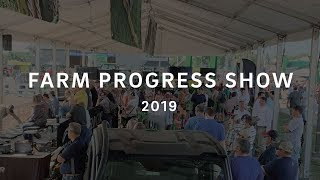 Product Demonstrations from Farm Progress 2019