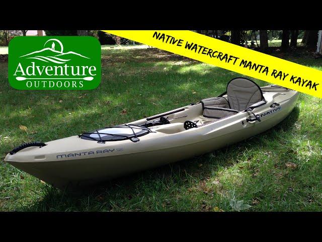 Native Watercraft Manta Ray Kayak 12