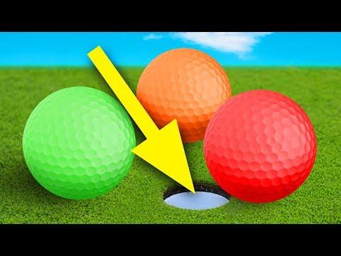 TOUGHEST GOLF COURSE EVER! (Golf It)