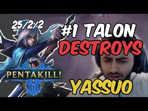 Not Even Yamikaze Could SOLO KILL Yassuo...INSANE 1v1 AND PENTA - League Of Legends