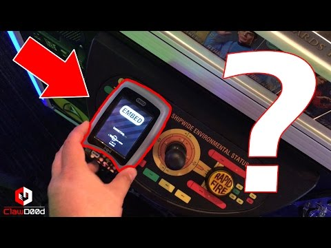 What The Heck Happened? | Star Trek Coin Pusher Arcade Game at Dave and Busters