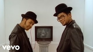 RUN-DMC - King Of Rock (Video)