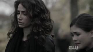 beauty and the beast  4x13 clip vincent and catherines funeral