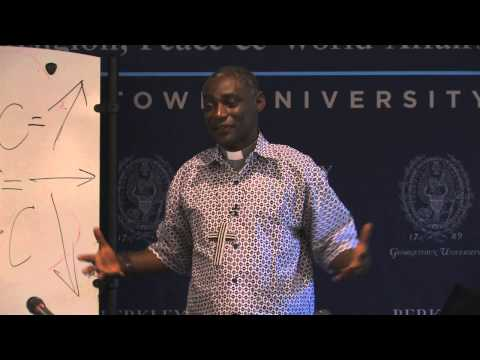 Rev. Gideon Byamugisha on Youth Leadership in an AIDS-Challenged Region