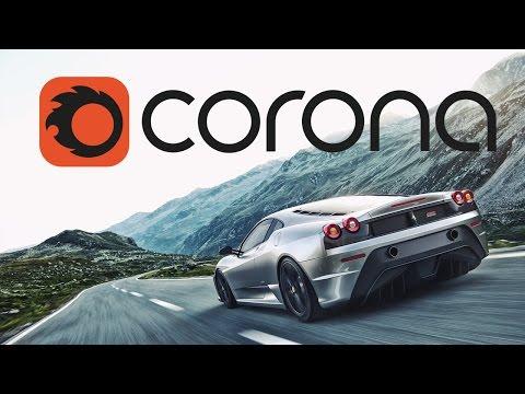 Знакомство с Corona Renderer в Cinema 4D