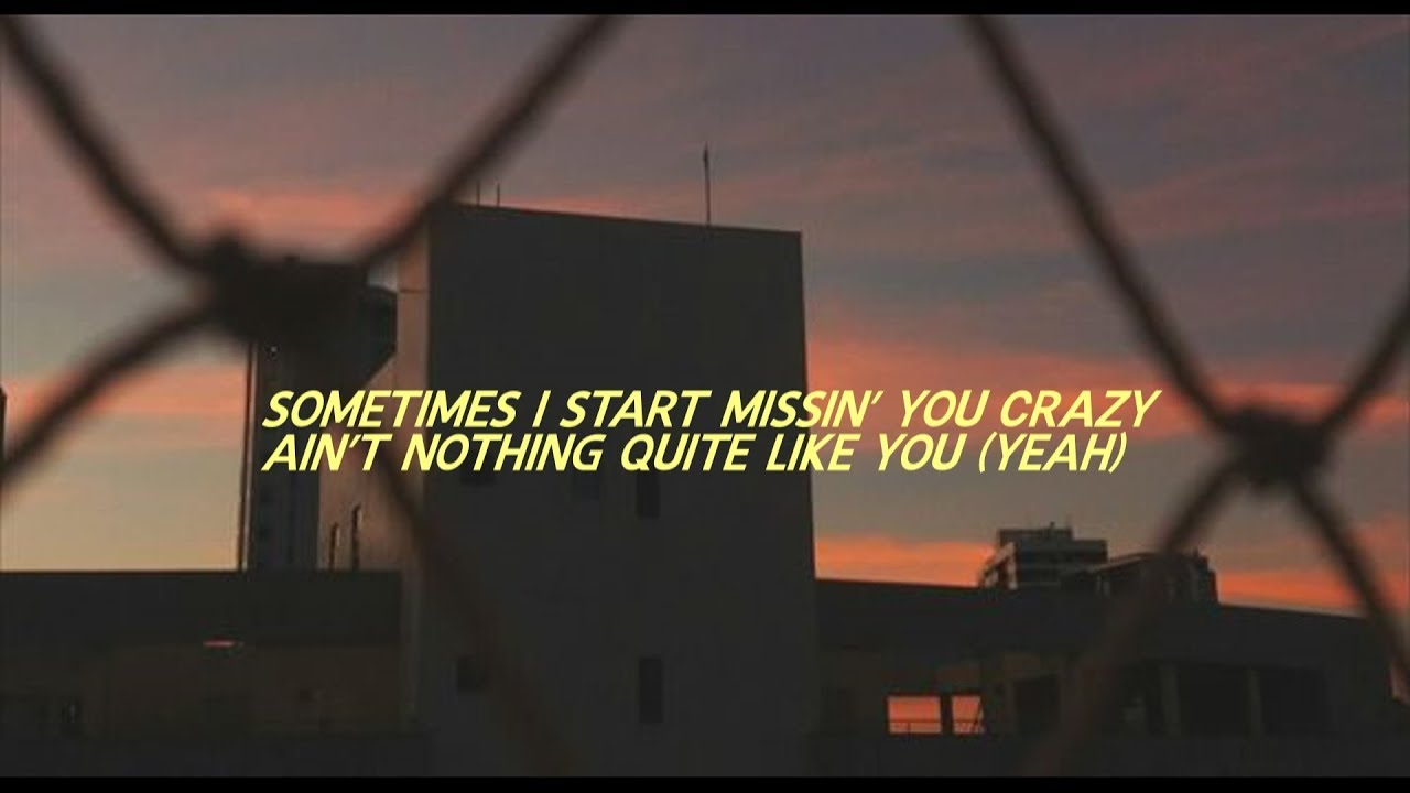 Missin You Crazy Russ Lyrics Youtube
