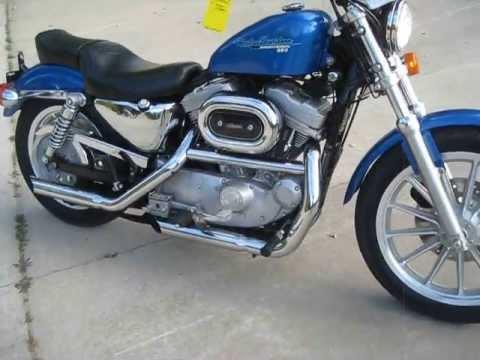 1996 HARLEY XL883 SPORTSTER HUGGER $2200 FOR SALE WWW