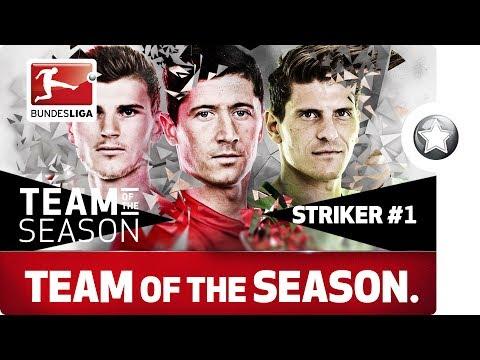 Werner, Lewandowski or Gomez? - The Striker of the Season #1