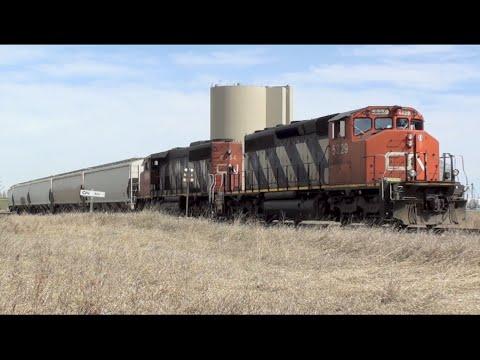CN 550 - Prentiss Turn - 2016.04.19
