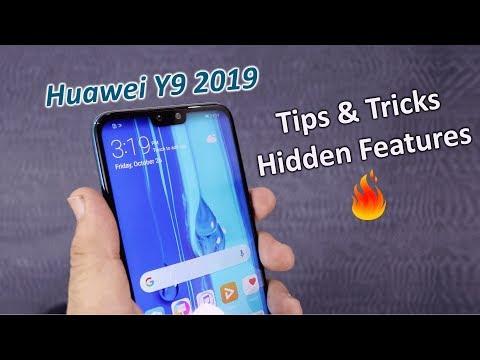 40+ Huawei Y9 2019 Tips & Tricks & Hidden Features! 🔥🔥{ Urdu/Hindi }