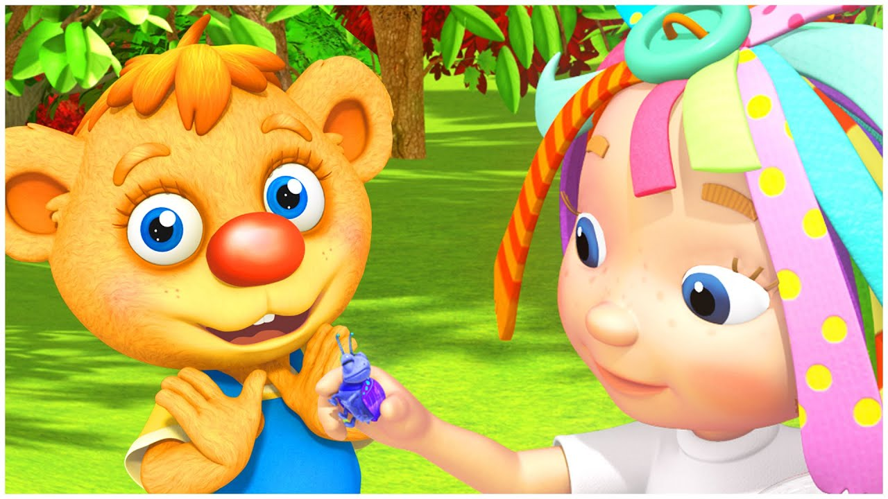 החיוך של רוזי   סרטים מצוירים לפעו   אוסף חרקים ואגים   !ערוץ הופ