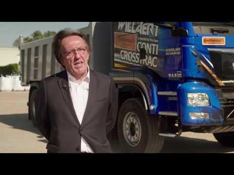 BOUW.TV20: Continental stelt de Conti CrossTrac voor