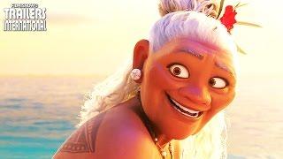 MOANA: Um Mar de Aventuras | Nova animação da Disney