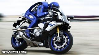 Yamaha Riding Robot, New Porsche Macan GTS, Nissan IDS Concept - Fast Lane Daily