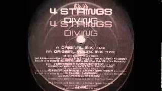 4 Strings - Diving (Original Vocal Mix) 2002