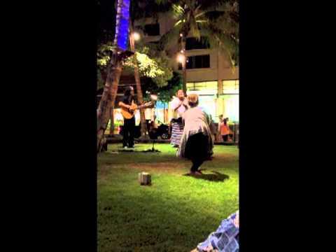 A Weekend in Honolulu