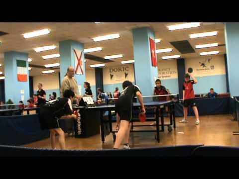 Omar Khassam and Dan McTiernan vs Scotland Doubles U14s ESTTA Guernsey June 2012 UPLOADED