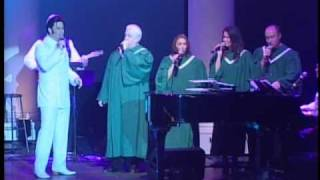 Bosom of Abraham performed by Elvis Tribute Artist Stephen Freeman