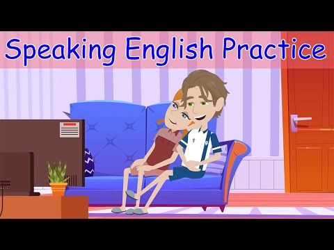 Download Speaking English Practice Conversation -  Questions and Answers English Conversation
