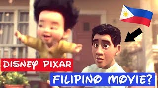 Disney-Pixar's NEW Filipino Animation for 2019!