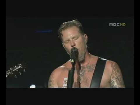 The Unforgiven (live @ Seoul, 2006)