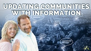 Updating Communities With Information
