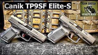 Repeat youtube video Canik TP9SF Elite & Elite-S Comparison