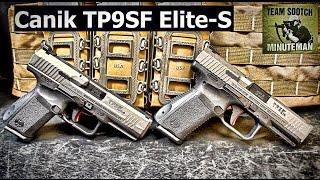 Canik TP9SF Elite & Elite-S Comparison
