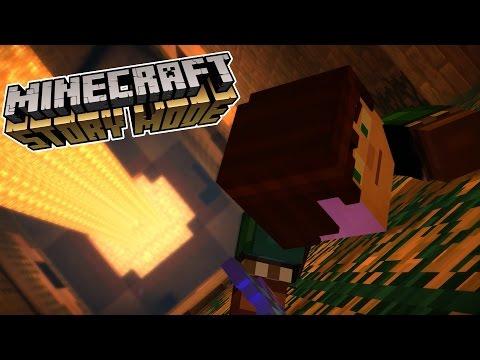 TEMPLE ESCAPE!!! | Minecraft : Story Mode | Episode 5 [1]
