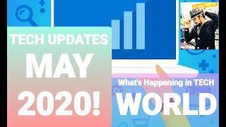 Latest tech updates of may 2020 Malayalam.