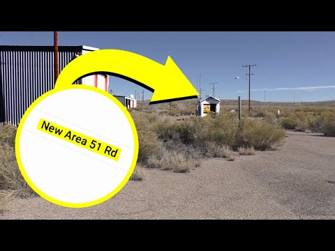 We Explored 'New AREA 51' & This Is What We Found...