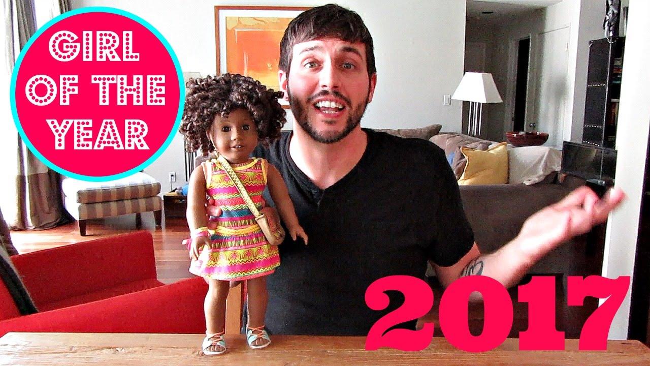 Dolly Vlog - Ameriška deklica leta 2017 Afričanka-2680