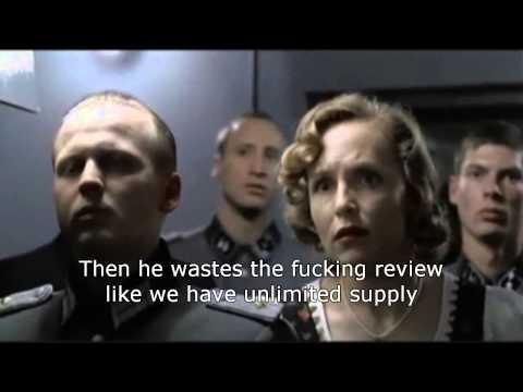 Hitler Reacts to Shane Watson