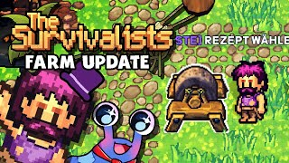 Das Farming Update & Rucksack! (The Survivalists #14)