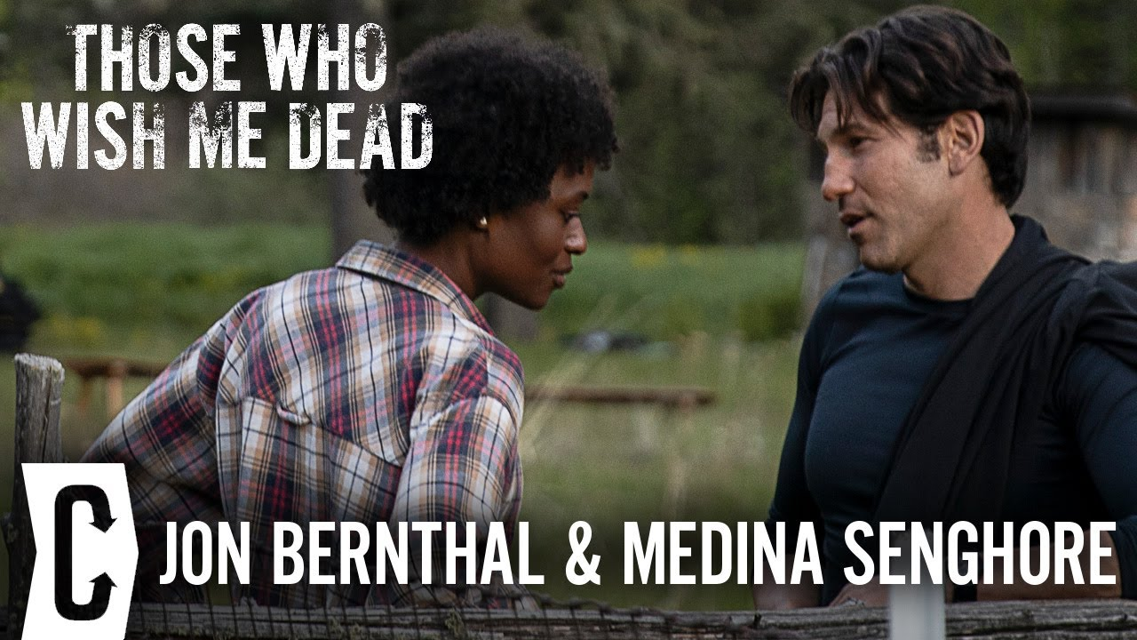 Those Who Wish Me Dead: Jon Bernthal and Medina Senghore Interview
