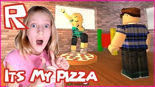 It's My Pizza / Roblox Work at a Pizza Place