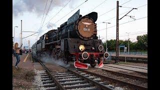 Parowozem po Ziemi Łódzkiej. Sentymentalna podróż zabytkowym pociągiem
