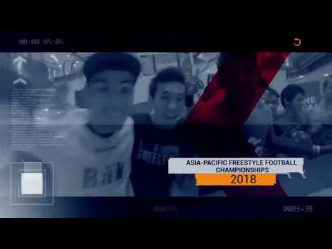 Asian Pacific Freestyle Football Championship  2018