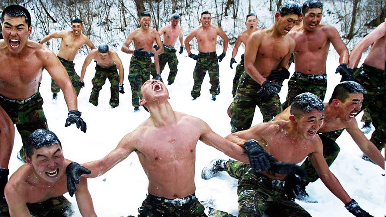 يدربونهم ليصيرو وحوش ، شاهد اقوى التمرينات العسكرية