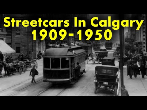 Calgary Remembered On KSPS, Mar 12 1998 (Part 3 of 13)