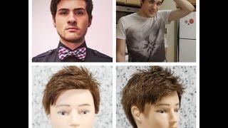 Anthony Padilla Haircut Tutorial