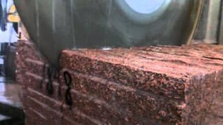 Производство гранитных слябов Емеляновского месторождения.(, 2016-01-25T14:12:18.000Z)