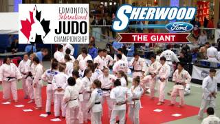 Japan Judoka Tour Sherwood Ford near Edmonton, AB