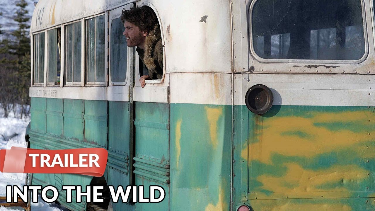 Into The Wild  Trailer Hd Emile Hirsch Vince Vaughn Catherine Keener