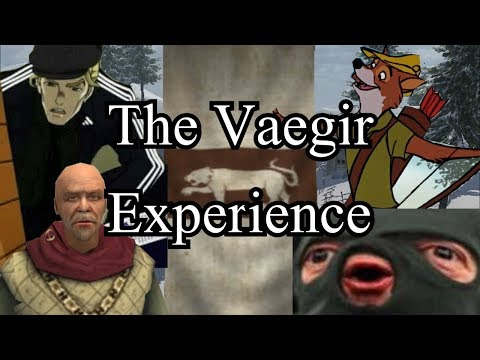 The Mount And Blade Vaegir Experience