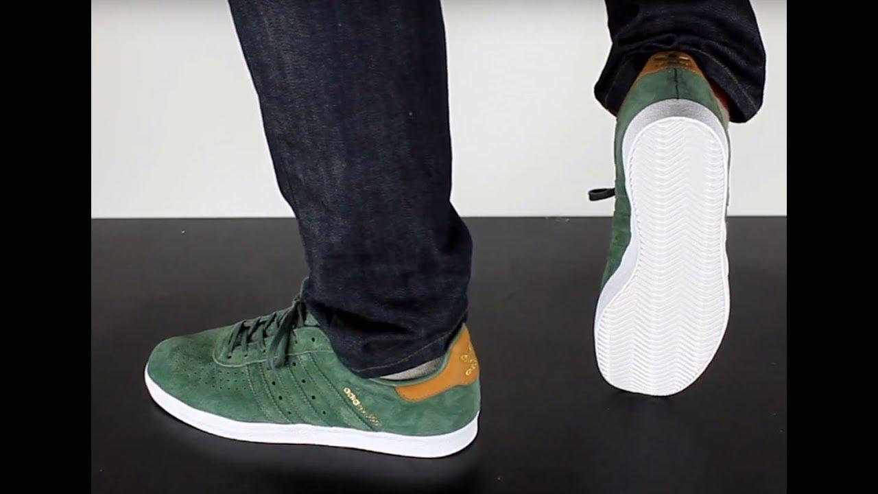 adidas originali adidas 350 traccia verde su youtube