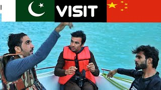 A visit to China border |zindabad vines|pashto funny video